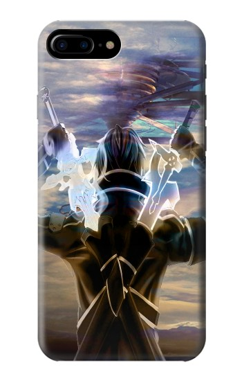 Printed Sword Art Online Kirito HTC One Max Case