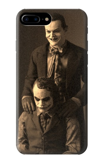Printed Jokers Together HTC One Max Case