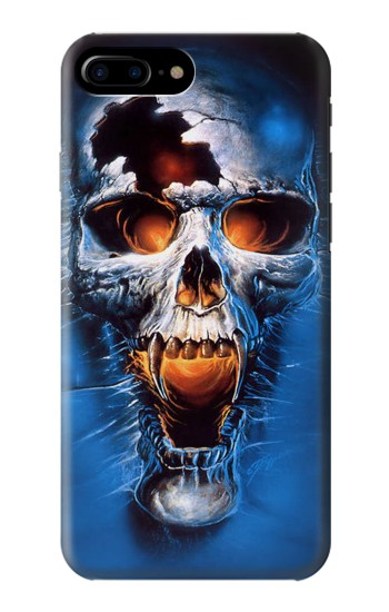 Printed Vampire Skull HTC One Max Case