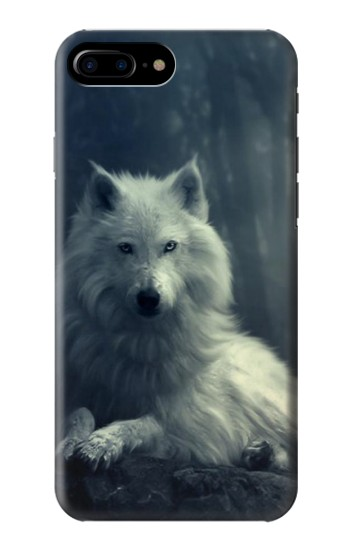 Printed White Wolf HTC One Max Case