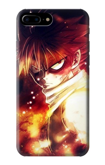Printed Fairy Tail Natsu Dragneel Salamander Fire Dragon HTC One Max Case