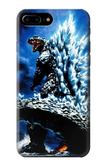 Printed Godzilla Giant Monster HTC One Max Case