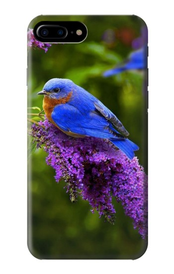 Printed Bluebird of Happiness Blue Bird HTC One Max Case