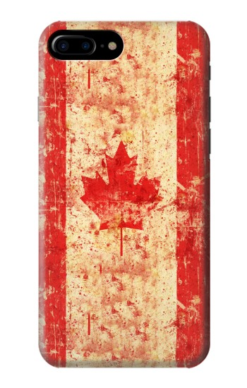 Printed Canada Flag Old Vintage HTC One Max Case