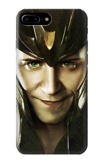 Printed Loki Face Asgard HTC One Max Case