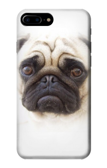 Printed Pug Dog HTC One Max Case