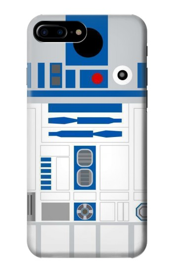 Printed R2D2 Minimalist HTC One Max Case