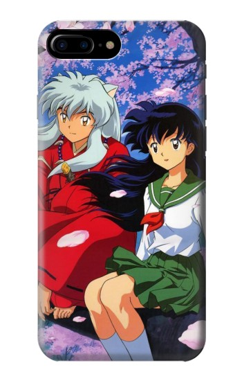 Printed Inuyasha Kagome HTC One Max Case