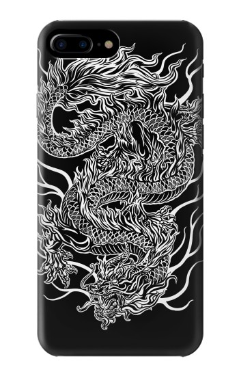 Printed Dragon Tattoo HTC One Max Case