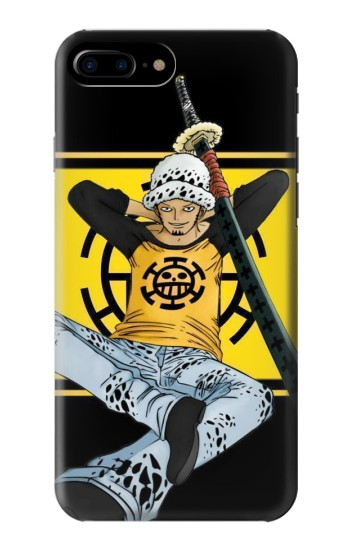 Printed One Piece Trafalgar Law HTC One Max Case