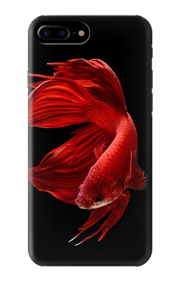 Printed Red Siamese Fighting Fish HTC One Max Case