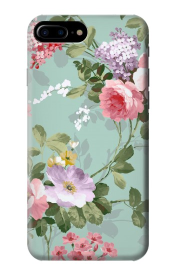 Printed Flower Floral Art Painting HTC One Max Case