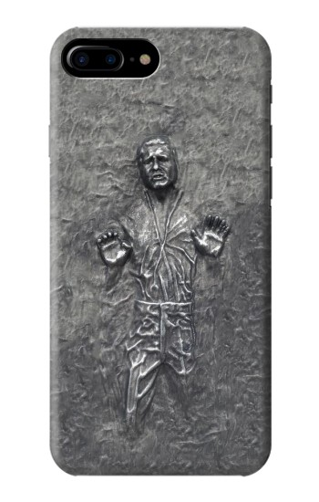 Printed Han Solo in Carbonite HTC One Max Case