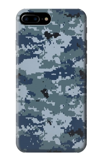Printed Navy Camo Camouflage Graphic HTC One Max Case