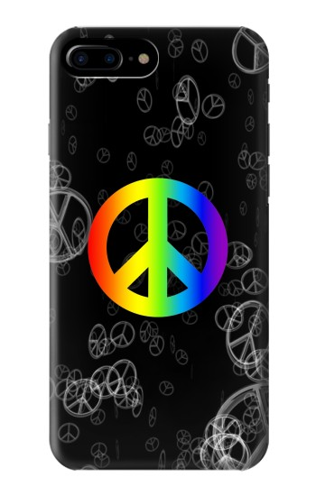 Printed Peace Sign HTC One Max Case