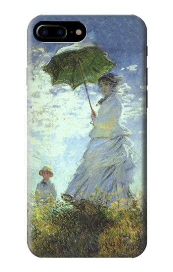 Printed Claude Monet Woman with a Parasol HTC One Max Case