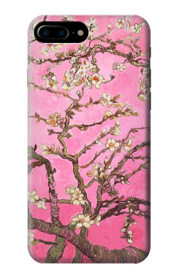 Printed Pink Blossoming Almond Tree Van Gogh HTC One Max Case