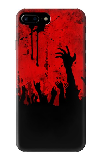 Printed Zombie Hands HTC One Max Case