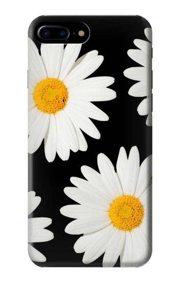 Printed Daisy flower HTC One Max Case
