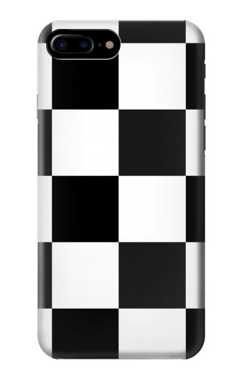 Printed Black and White Checkerboard HTC One Max Case