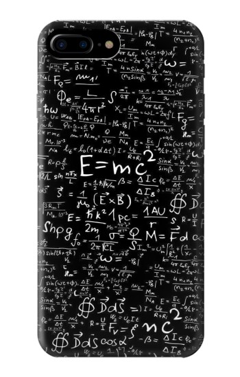 Printed Mathematics Physics Blackboard Equation HTC One Max Case