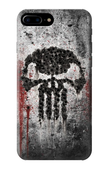 Printed Punisher HTC One Max Case