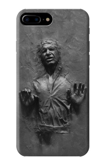 Printed Han Solo Frozen in Carbonite HTC One Max Case