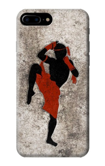 Printed Muay Thai Fight Boxing HTC One Max Case