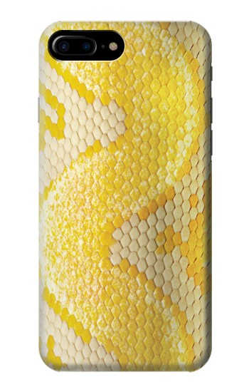 Printed Yellow Snake Skin HTC One Max Case