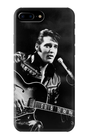 Printed Elvis Presley Live Concert HTC One Max Case