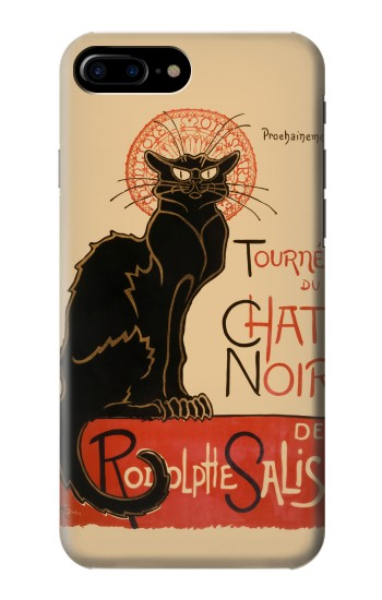 Printed Chat Noir The Black Cat HTC One Max Case