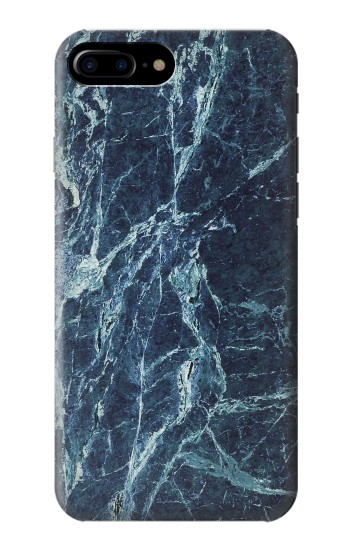 Printed Light Blue Marble Stone Texture Printed HTC One Max Case