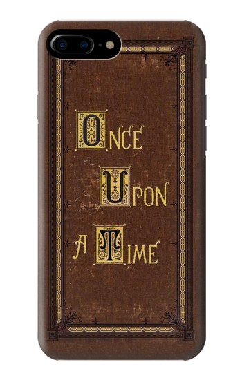 Printed Once Upon a Time Book Cover HTC One Max Case
