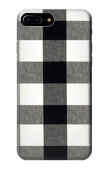 Printed Black and White Buffalo Check Pattern HTC One Max Case