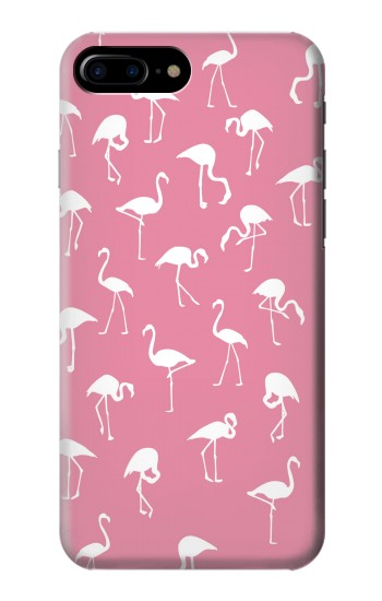 Printed Pink Flamingo Pattern HTC One Max Case