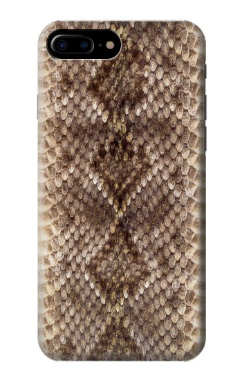 Printed Rattle Snake Skin HTC One Max Case