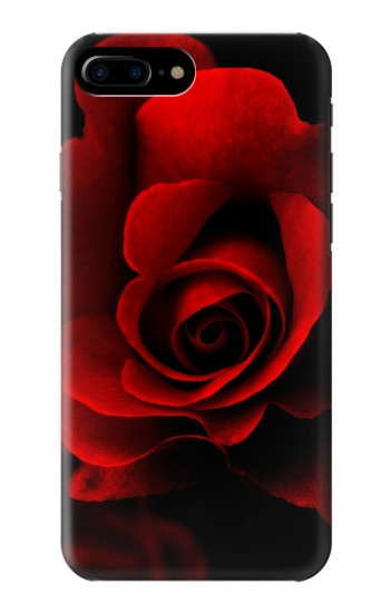 Printed Red Rose HTC One Max Case