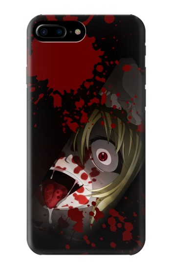 Printed Creepy Blood Splatter HTC One Max Case