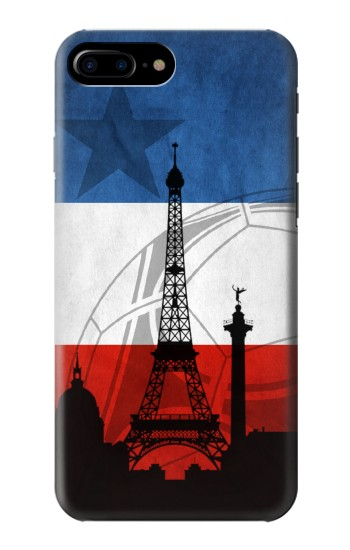 Printed France Football Flag HTC One Max Case