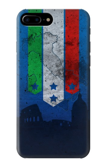 Printed Italy Football Flag HTC One Max Case