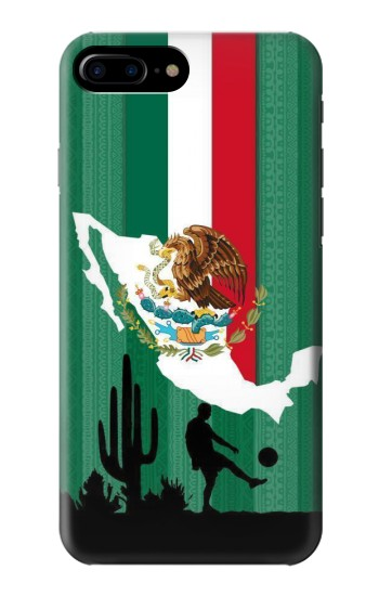 Printed Mexico Football Flag HTC One Max Case