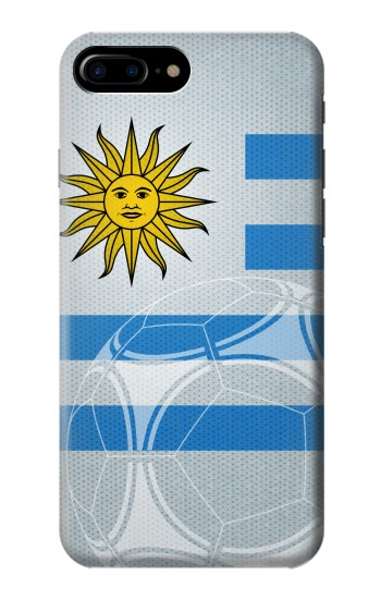 Printed Uruguay Football Flag HTC One Max Case