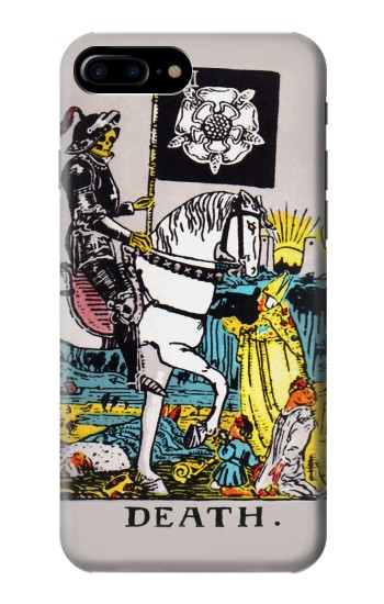 Printed Tarot Card Death HTC One Max Case