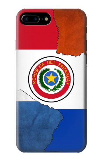Printed Paraguay Flag HTC One Max Case
