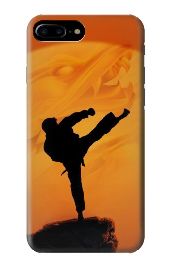Printed Kung Fu Karate Fighter HTC One Max Case