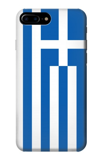 Printed Flag of Greece HTC One Max Case