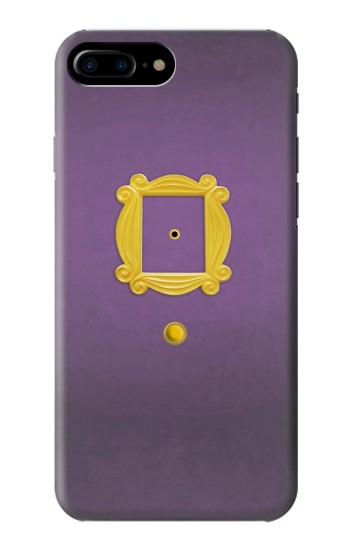 Printed Friends Purple Door Minimalist HTC One Max Case