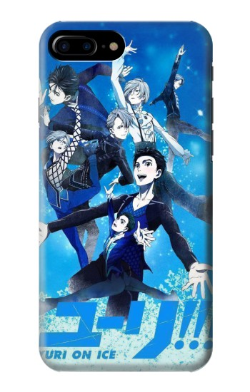 Printed Yuri On Ice HTC One Max Case