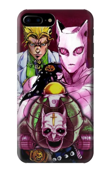 Printed Jojo Bizarre Adventure Kira Yoshikage Killer Queen HTC One Max Case