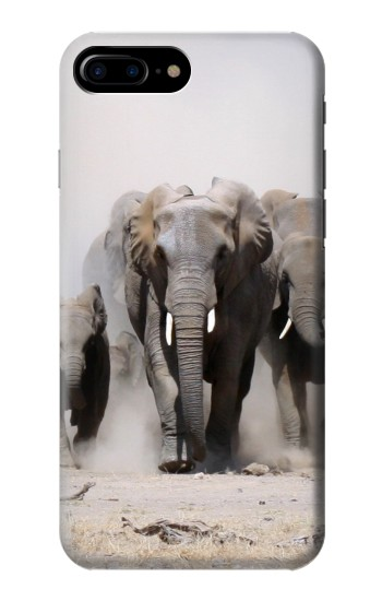 Printed African Elephant HTC One Max Case